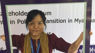 Bringing Together Disability Rights Stakeholders in Myanmar