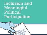 IFES COVID-19 Briefing Series: Inclusion and Meaningful Political Participation