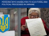 Assessment on Access to Political Processes in Ukraine