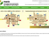 Image of the MERIN homepage