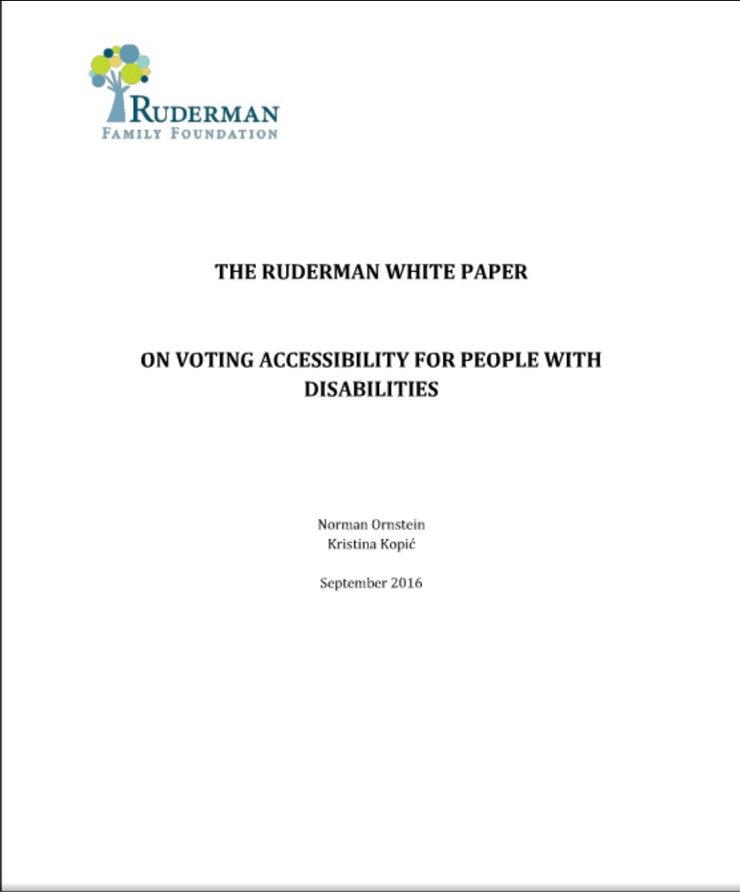 Ruderman paper cover
