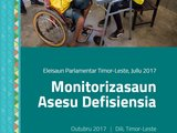 Disability Access Monitoring Report
