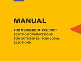 Training Manual for Precinct Election Commission Members
