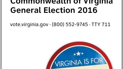 Virginia Department of Elections Pocket Guide for Voters