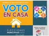 Voto en Casa