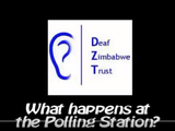 Polling Station Instructions in Zimbabwe