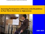 Assessing Participation of Persons with Disabilities in Past Three Elections in Afghanistan
