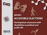Accessible Elections