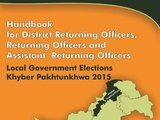 Handbook for District Returning Officers, Returning Officers and Assistant Returning Officers