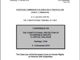 The Case-Law of the European Court on Human Rights on Persons with Disabilities