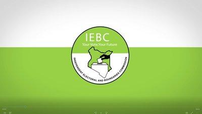 Logo of IEBC