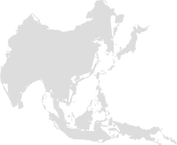 Asia symbolic flag